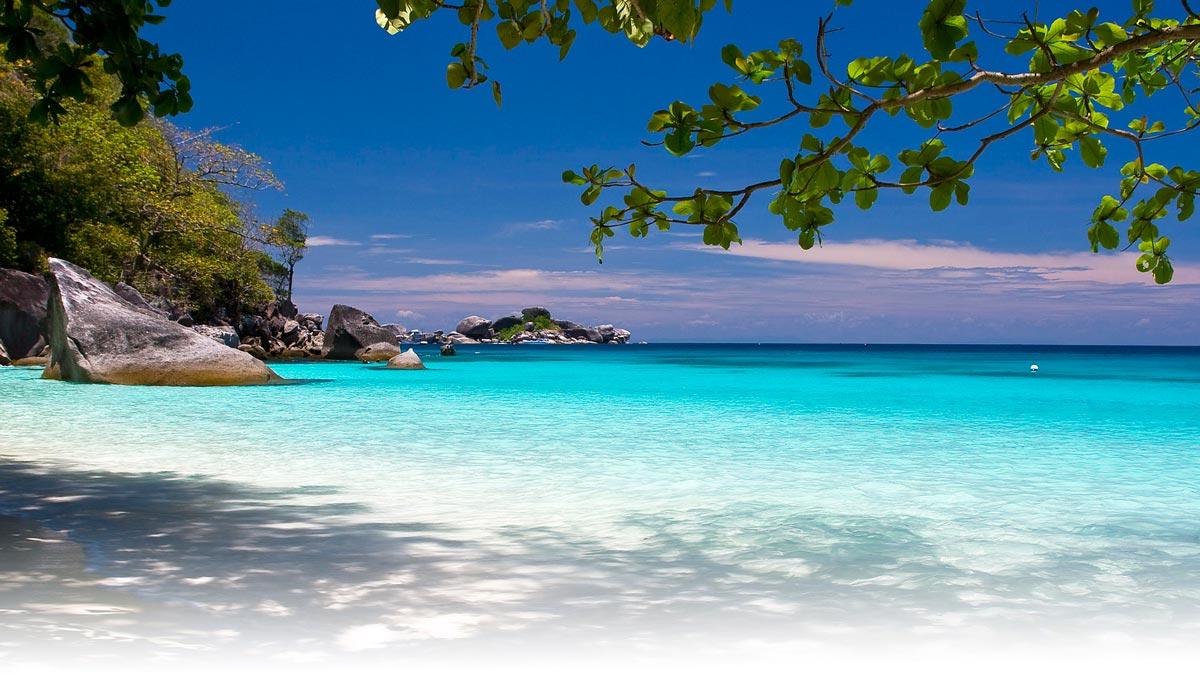 Остров Тачай - тропический Рай