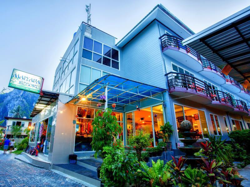 ОтельMayada Resort