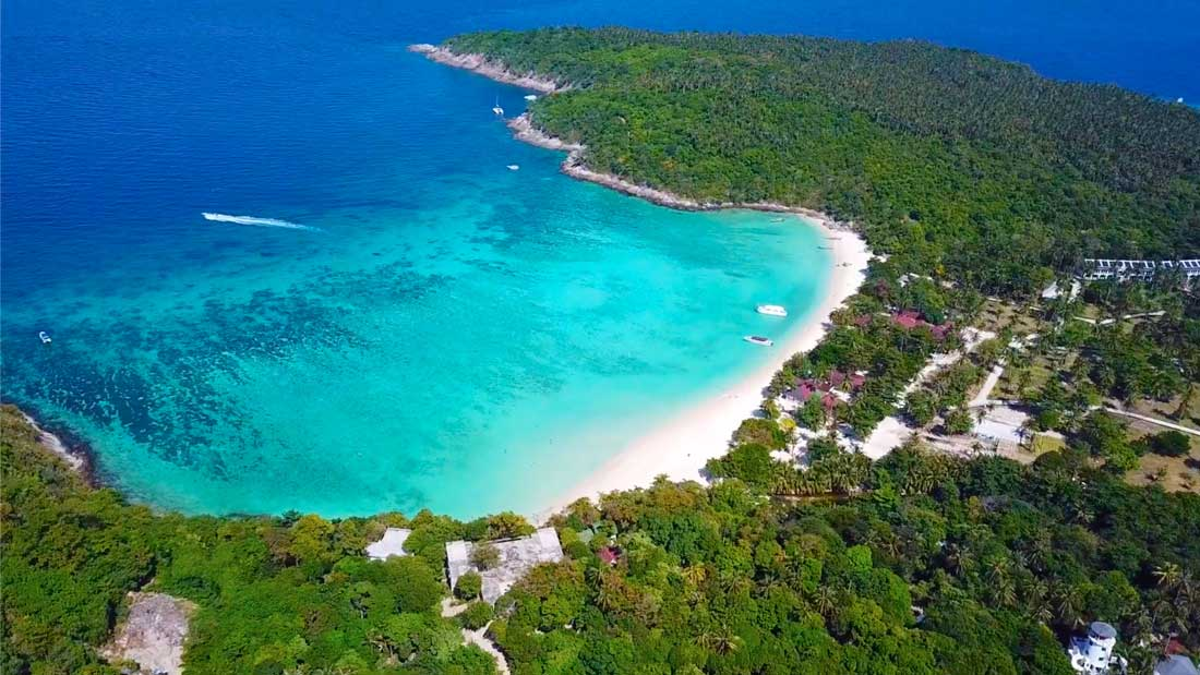 пляж Сиам Бэй