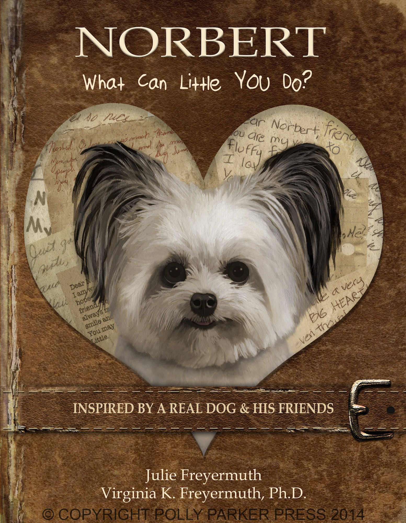Norbert: What Can Little YOU Do?  Publication Feb 2015