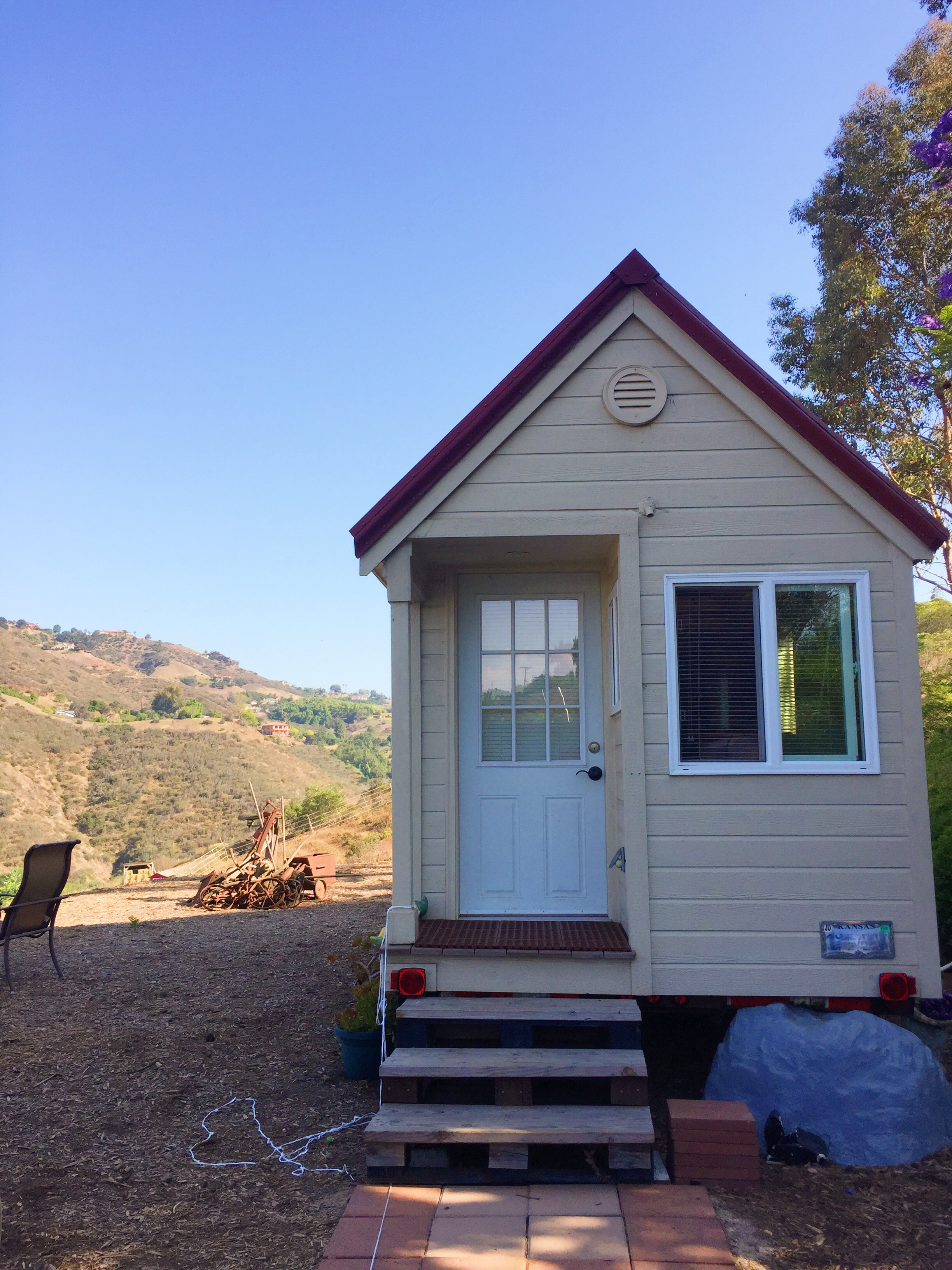 My tiny home on the range © 2015 Sophia Chang