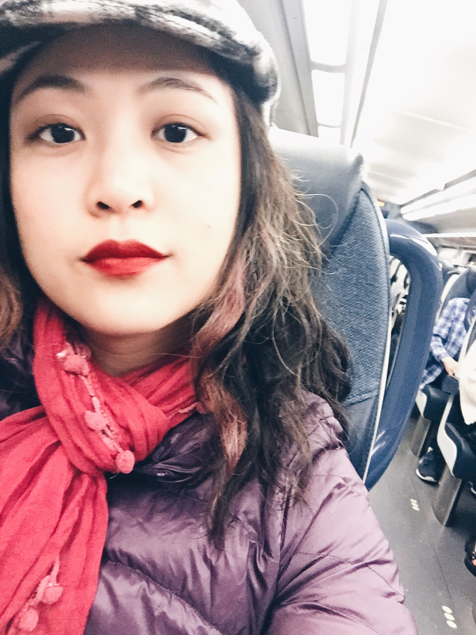 #trainlife ©2015 Sophia Chang
