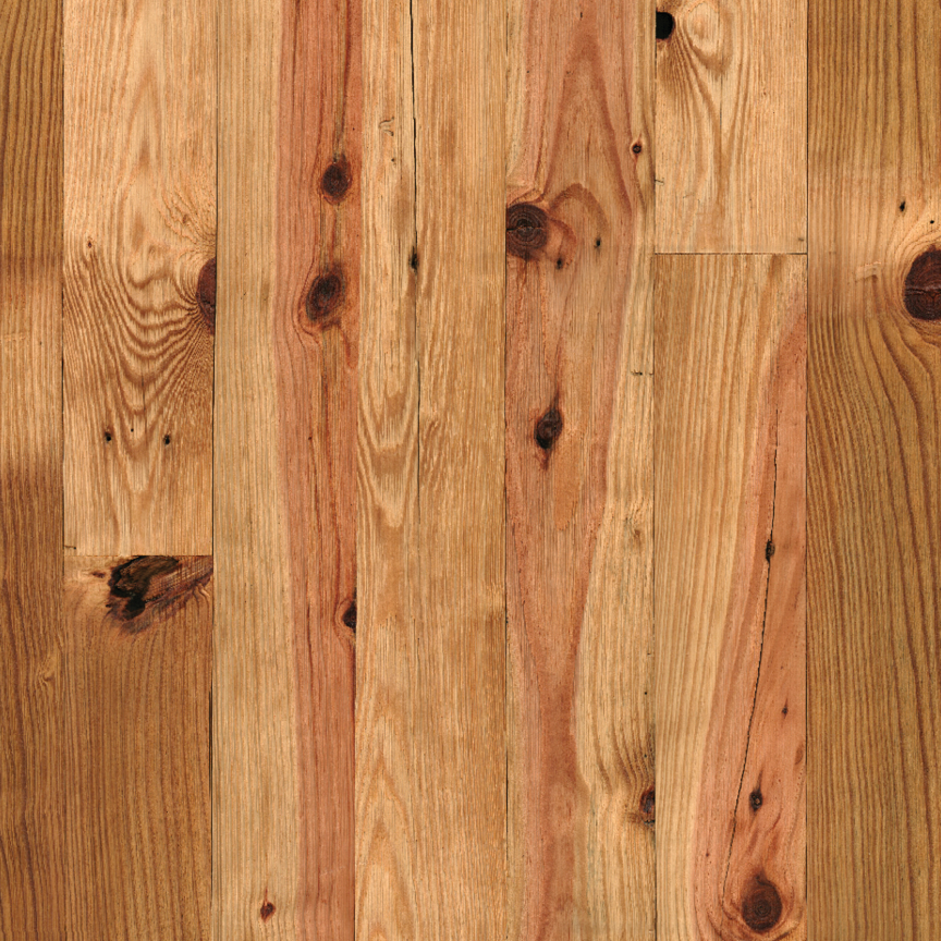 PINE // WIDE-PLANK / BRUSH SANDED / NATURAL   | CLICK TO SEE IT CLOSR