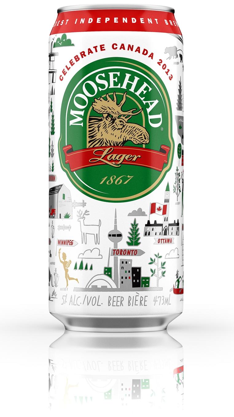 Moosehead Breweries - Map location: Canada