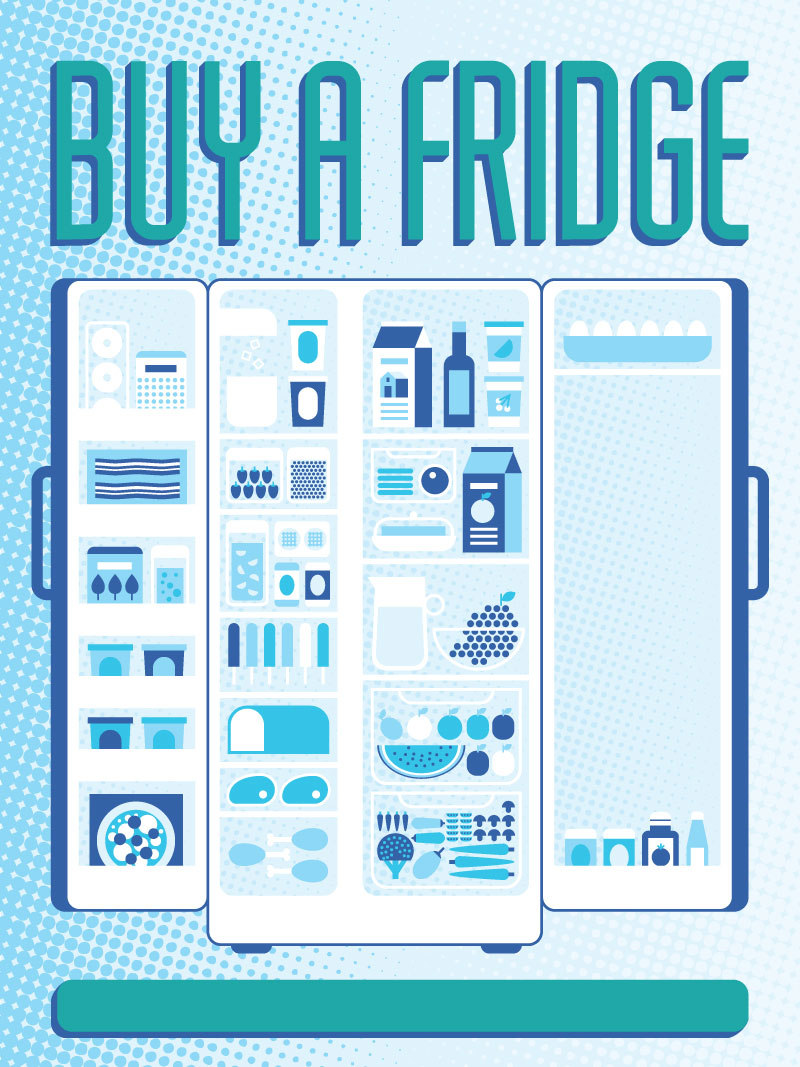 Fridge by Nate Padavick