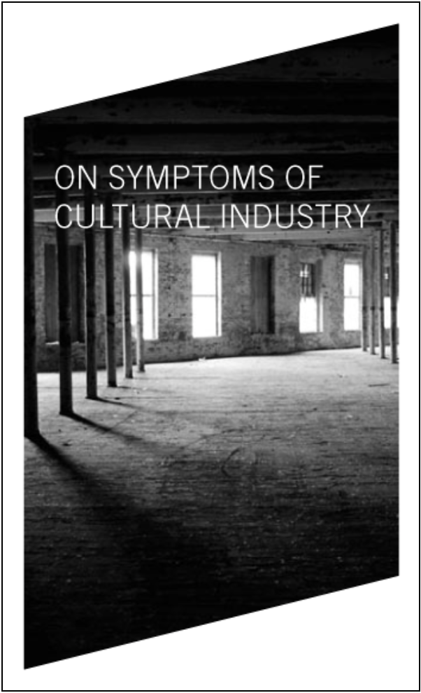 Bureau for Open Culture - 2011,5 x 8.25 inches, 32 pages, view PDF