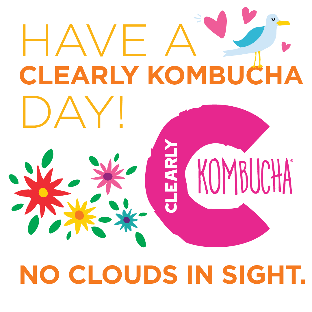 Clearly Kombucha - Online advertising campaign