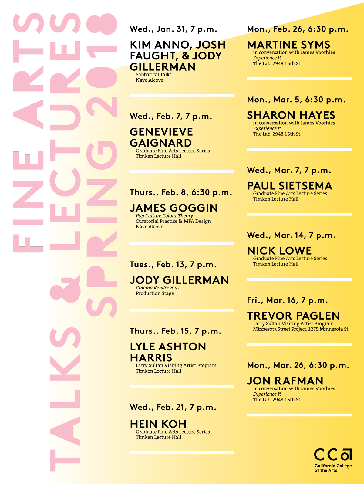 CCA Spring Lecture Series poster by Nate Padavick.png