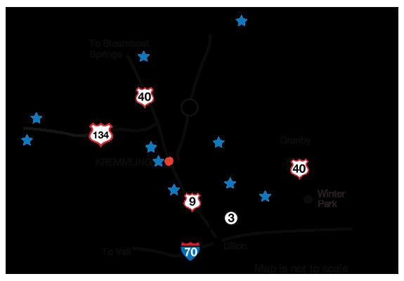 Kremmling Area Subdivisions