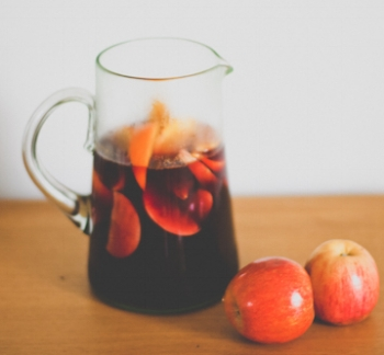 2016 Holiday Recipe Share: Red Field Blend Sangria