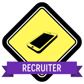 B - 3 - Uncommon - Socializer - Recruiter.png