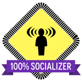 B - Uncommon - 100 Socializer.png