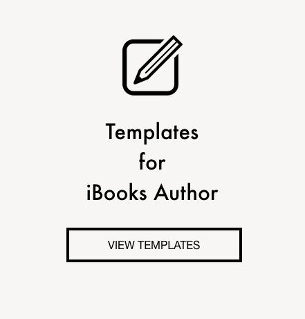 ibooks author templates, templates for ibooks author, publisher templates, book templates