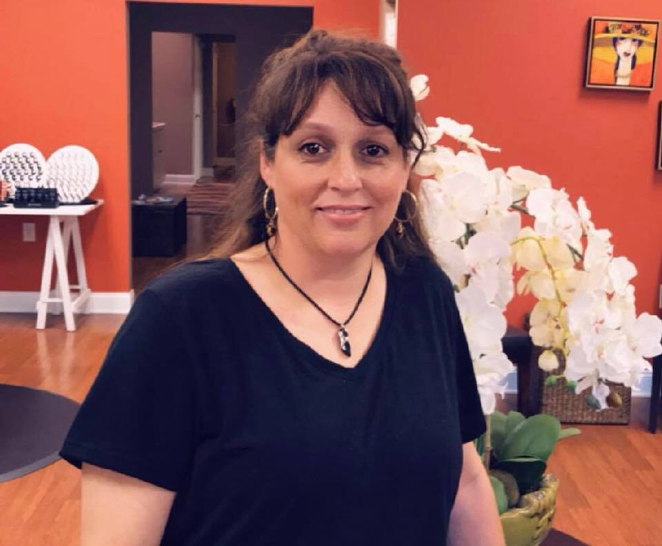 Carol Colon    Licensed Massage Therapist   With extensive experience providing massage in a physical therapy office, Carol is excited for this new chapter in her career bringing her expertise to our clients to provide the highest quality service in a spa setting.