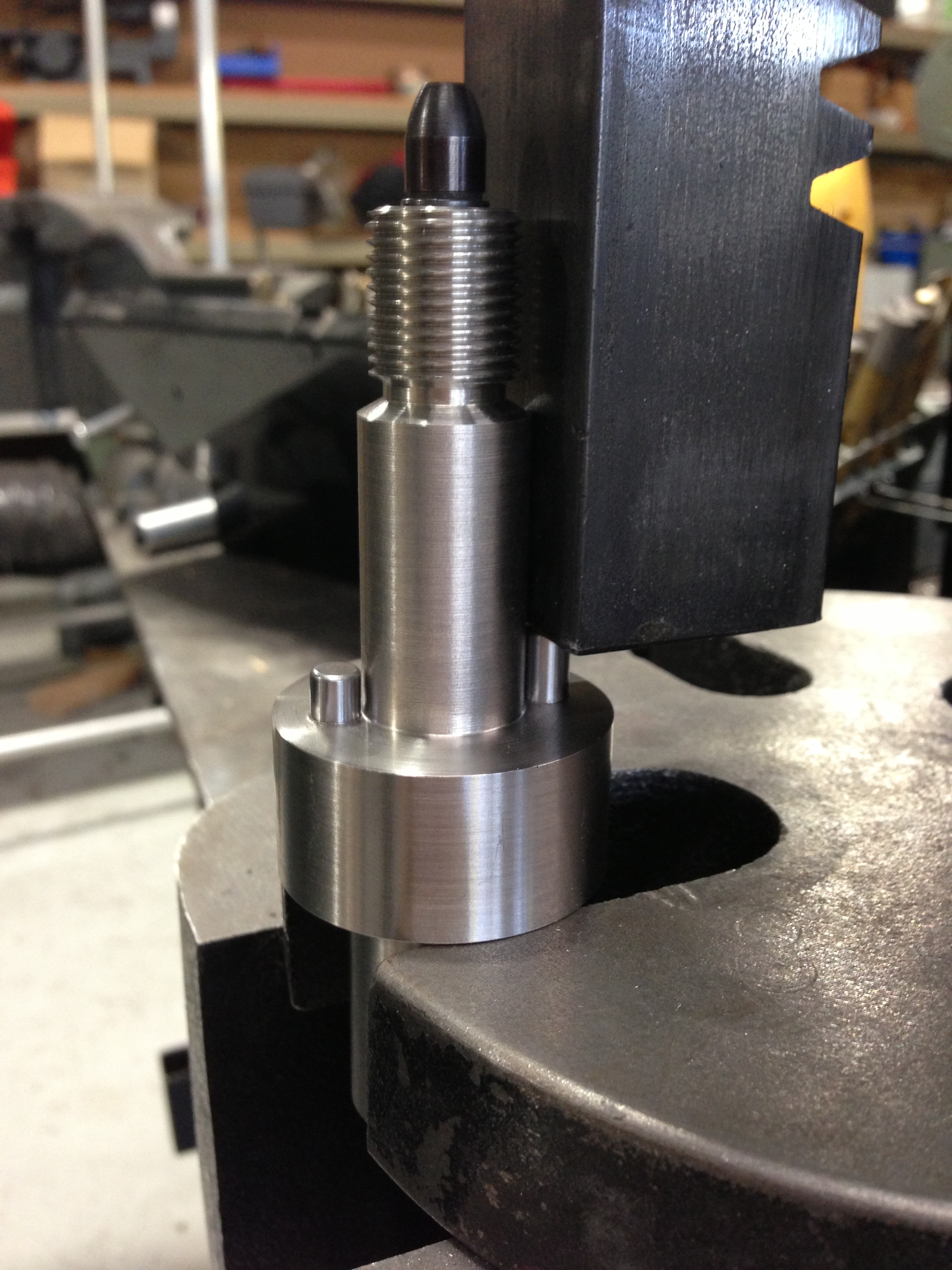 Press Fit Anti-Rotation Dowels