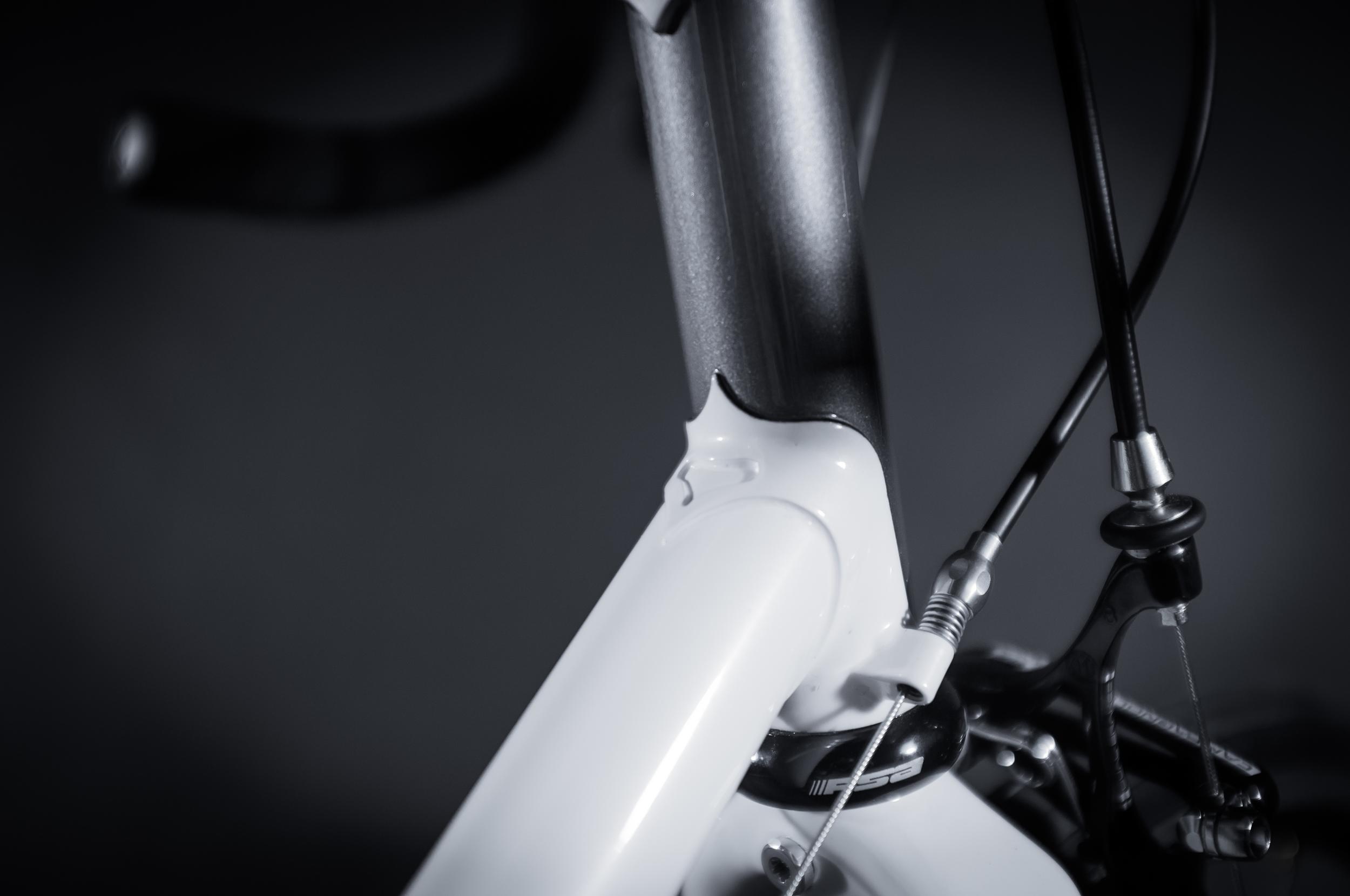 Lower Head Lug Detail