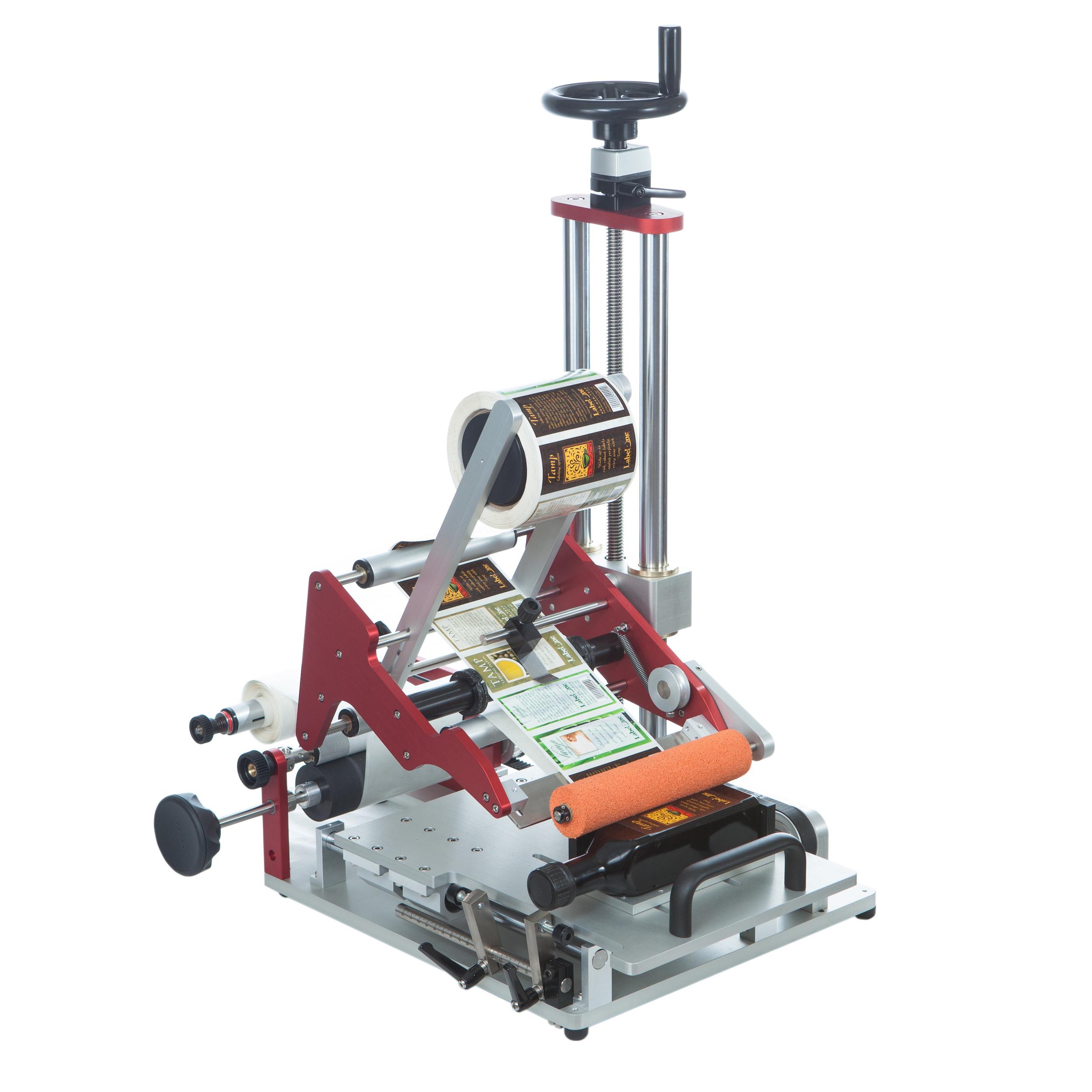 MASQ (Manual-Square) Labeling Machine