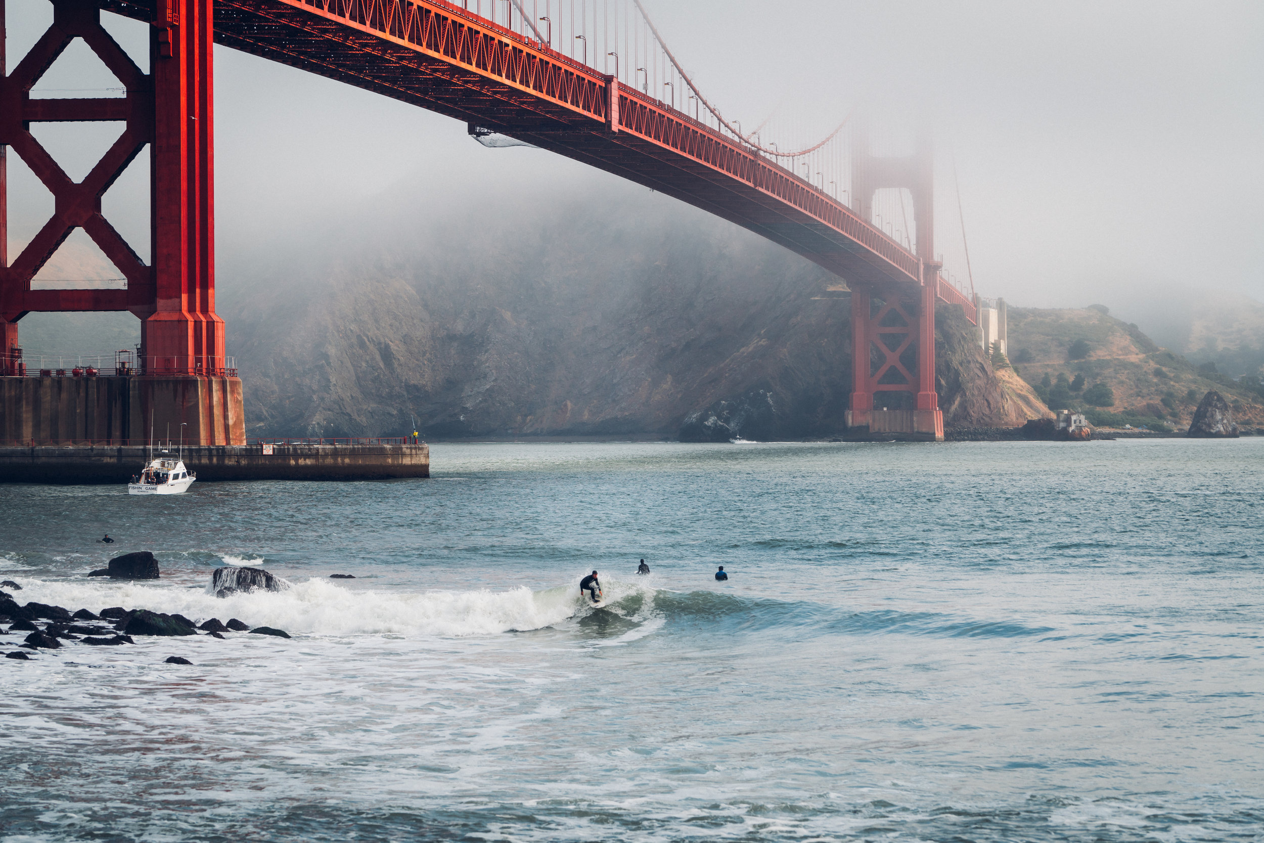 Golden Gate Surfers