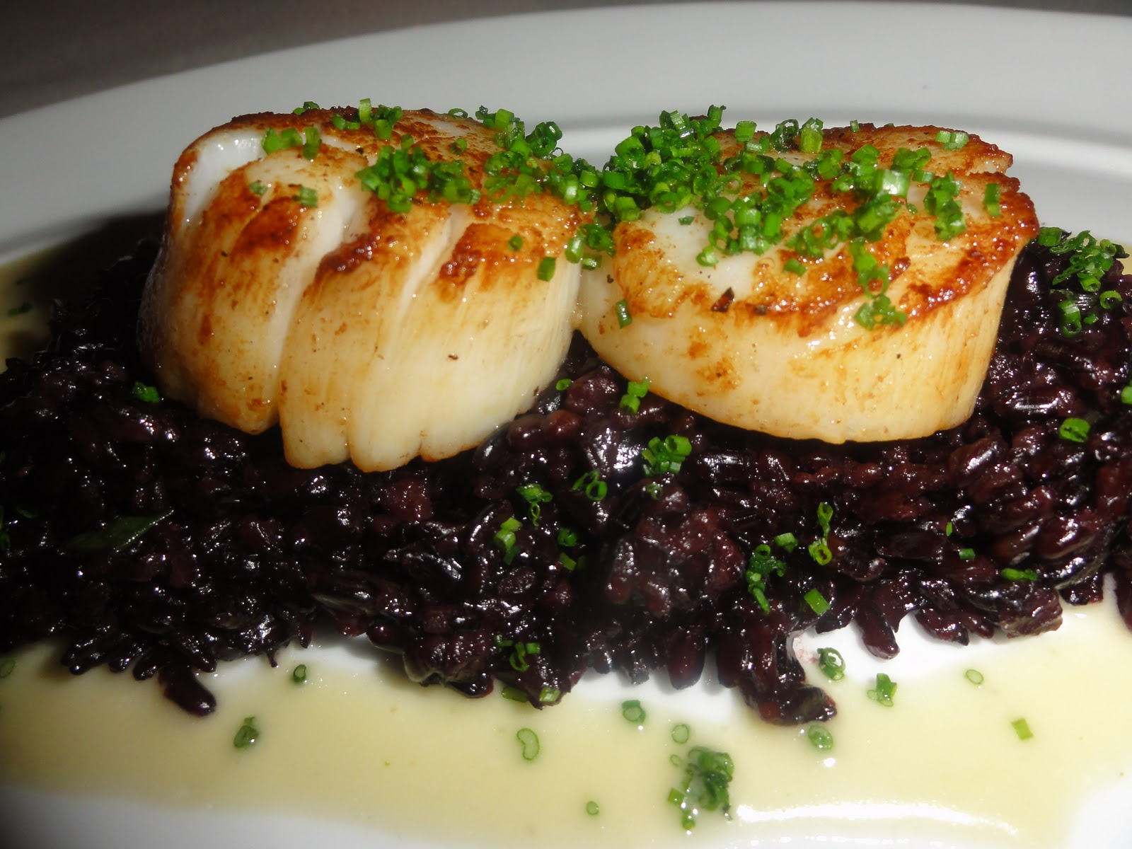 Sea Scallops over black rice.jpg