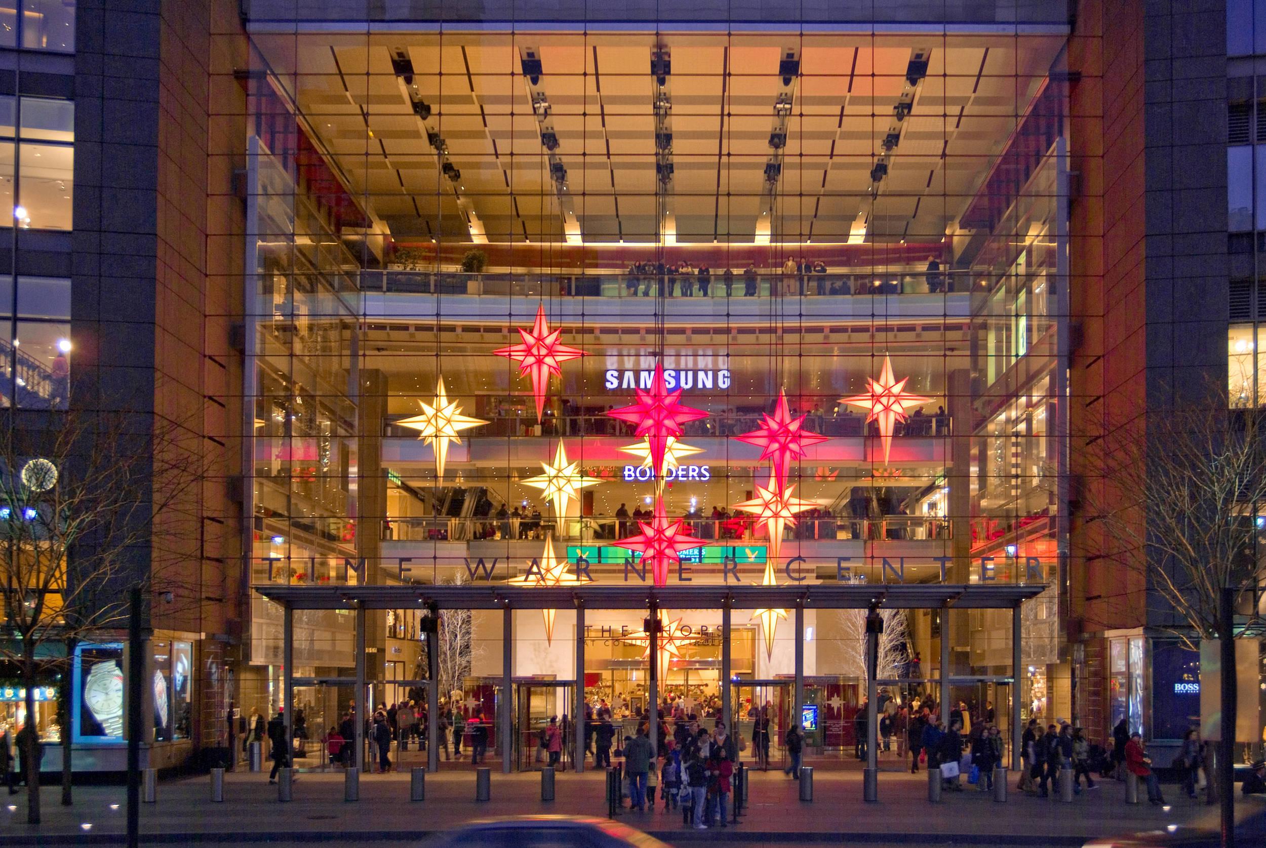 Time Warner Shopping Center