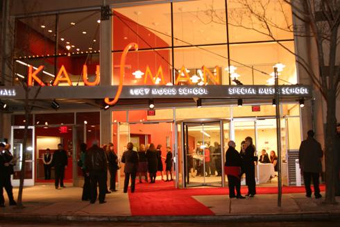 The Kaufman Music Center