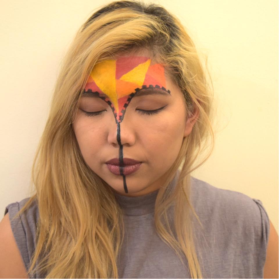 "Vidya Koesmahargyo: ""Personality Disorders""  Makeup Artist: Kristen O'Neill"