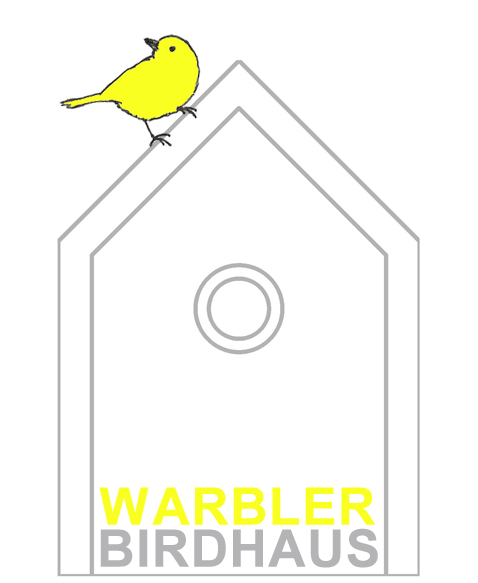 Warbler Birdhaus. Collaboration: Jennifer Hoffman, Concept and Design. Geoff Hoffman, Design and Implementation. 2016