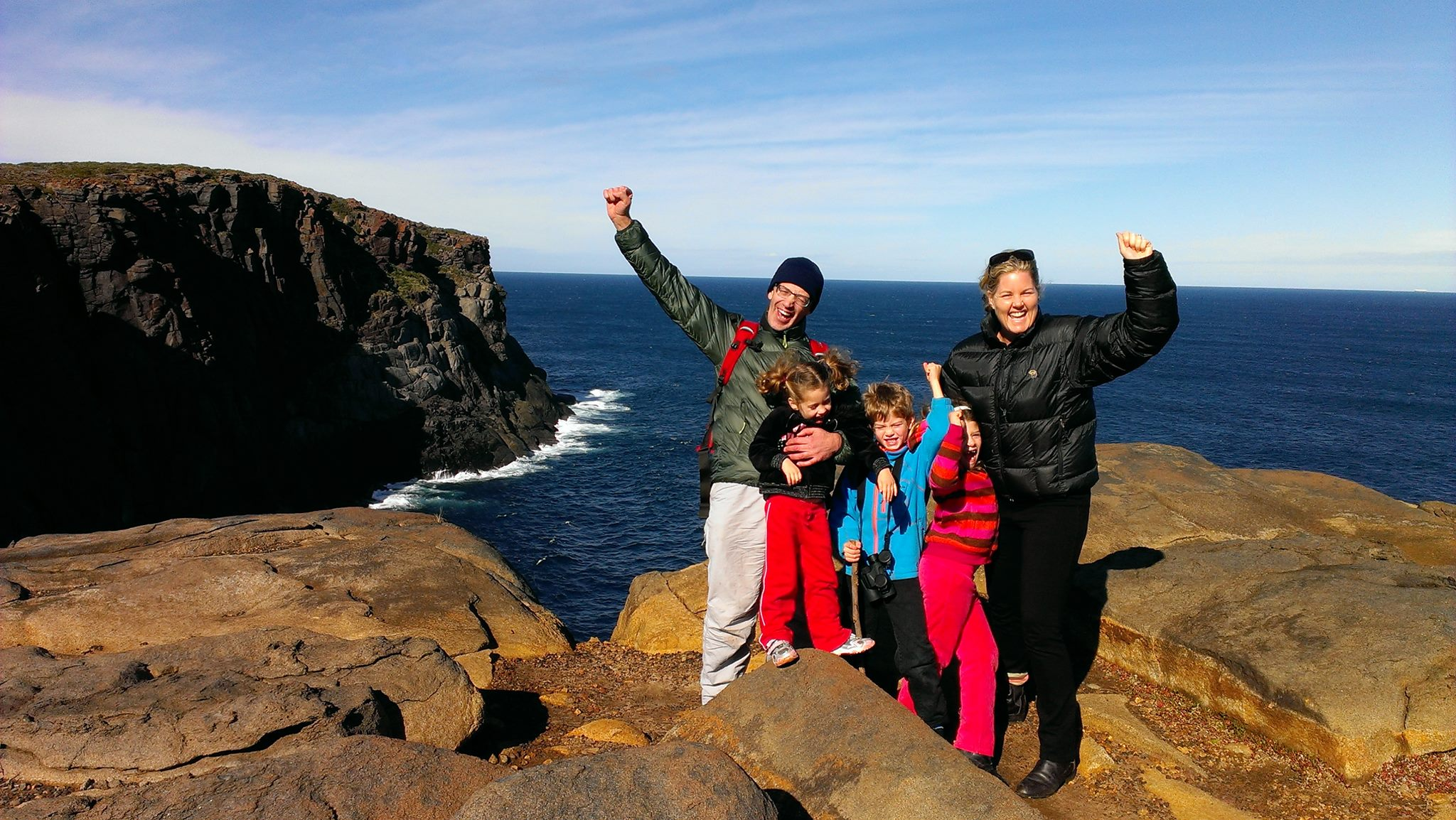 family fun at West Cape Howe