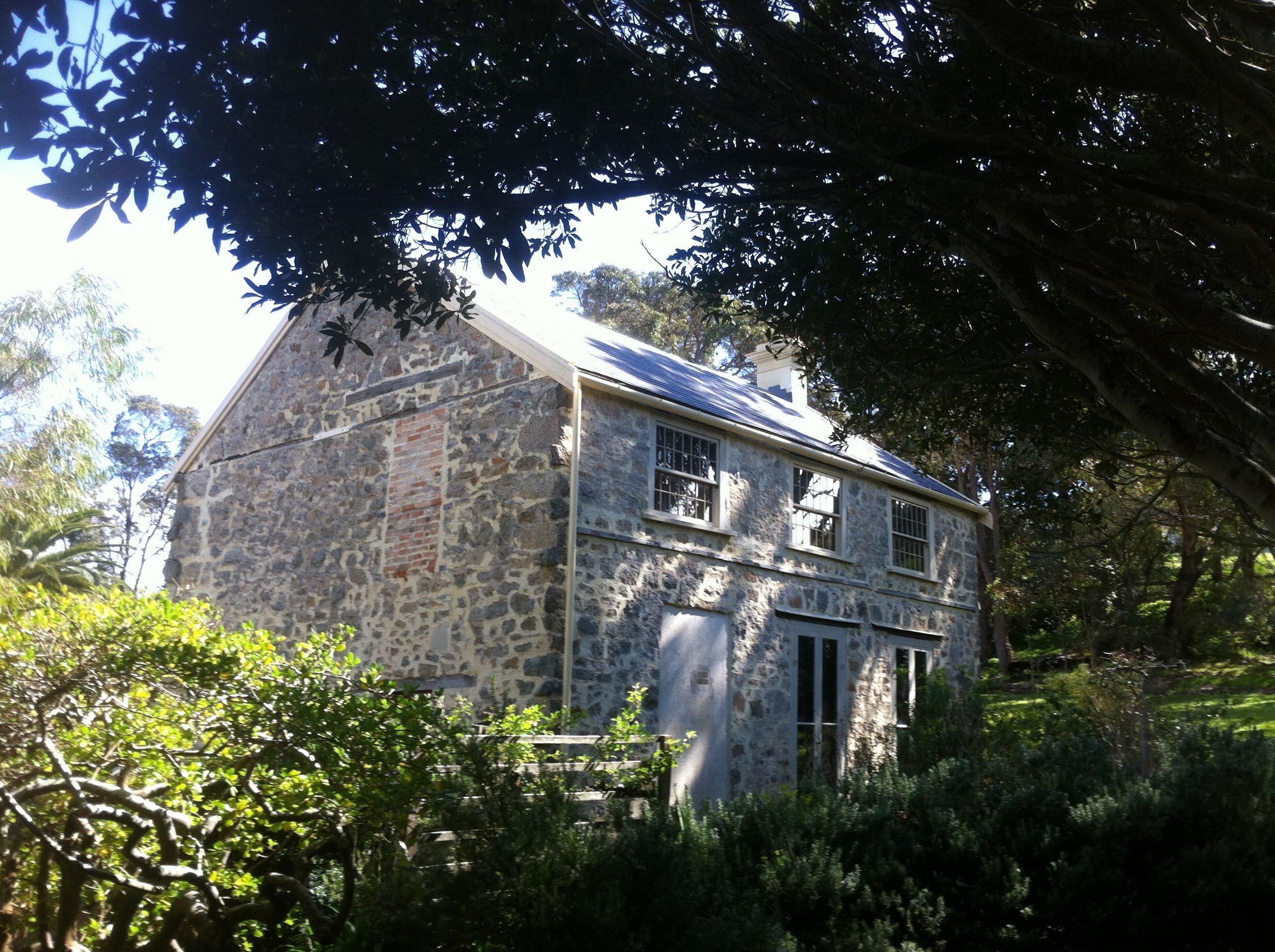 Old Farm - Strawberry Hill