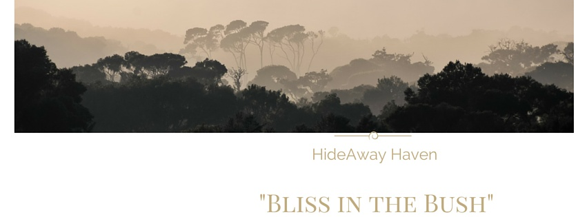 Book your stay now at  HideAway Haven