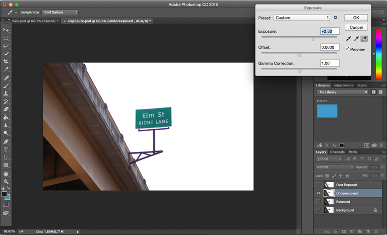 underexposure-exposure-photoshop-edit
