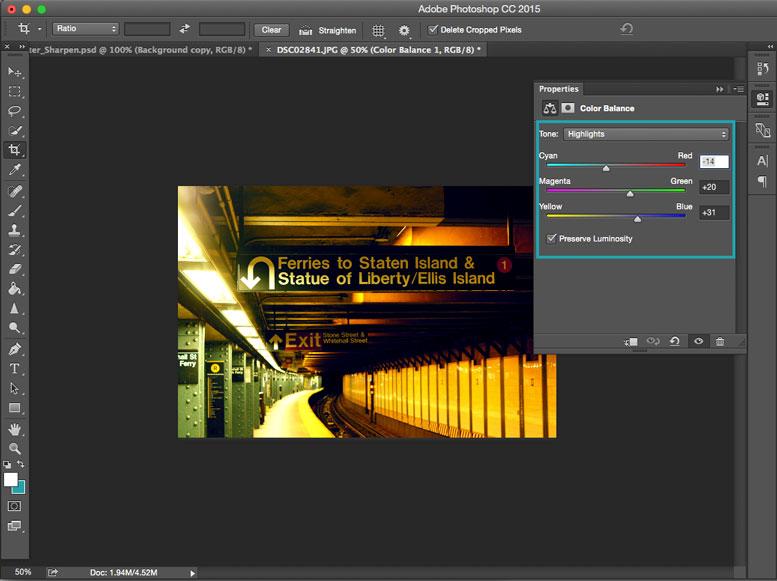 color-balance-photoshop-highlights