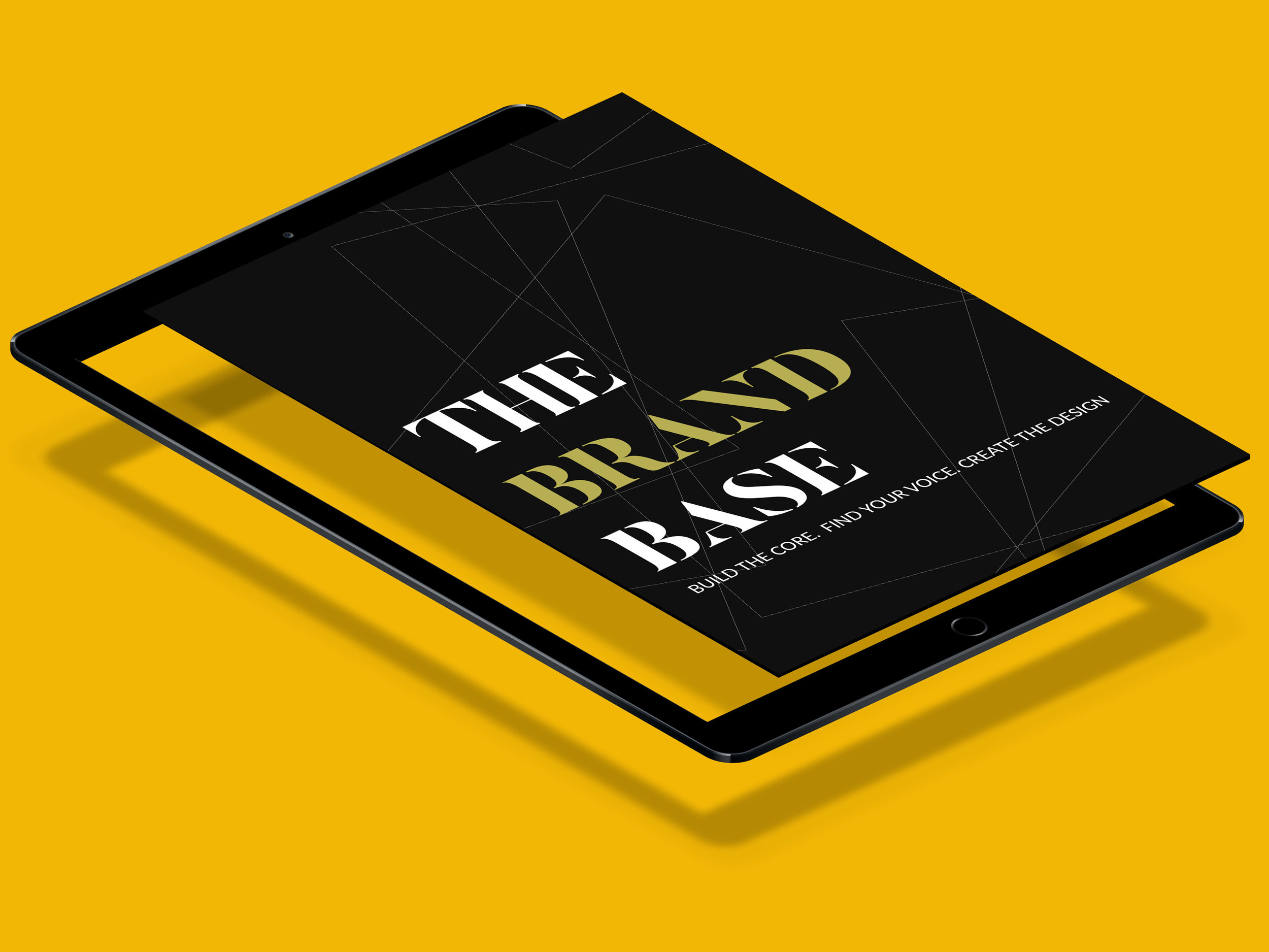 The Brand Base - Whether you're building your brand by way of a new business or blogging, you need this book.The Brand Base is a comprehensive guide helping you figure out the heart of your brand.