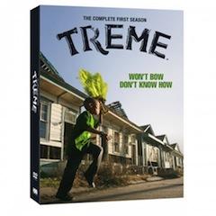 HBO 'Treme' Season 1    $59.99