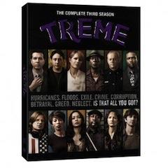 HBO 'Treme' Season 3     $39.98