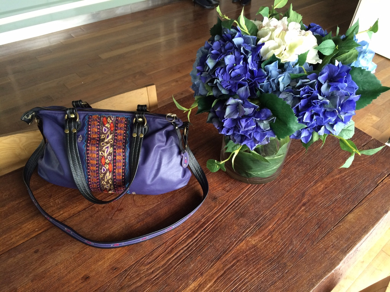 Sathi Executive/Traveler All soft Leather 2 Handled Bag