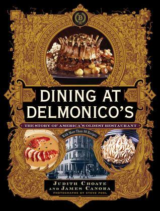 Dining at Delmonico's Book