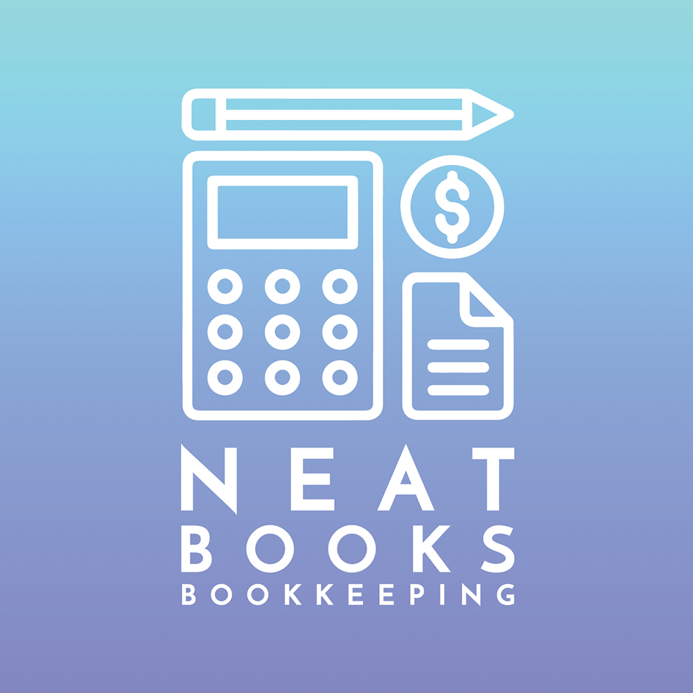 NEAT BOOKS BOOKKEEPING  BRANDING | COLLATERAL | WEBSITE