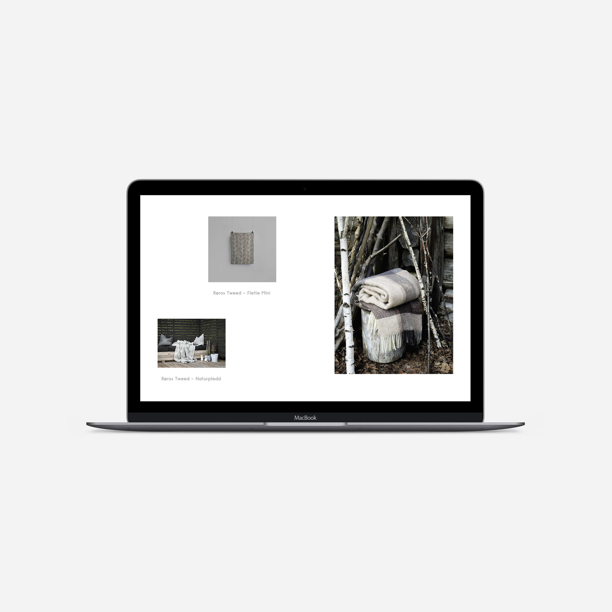 Holm Made  BRANDING | WEBSITE
