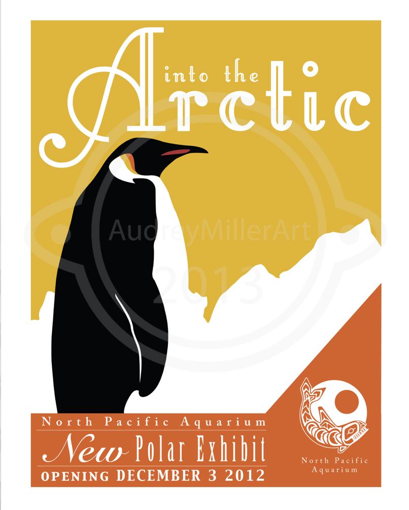 Into the Arctic: Emperor Penguin