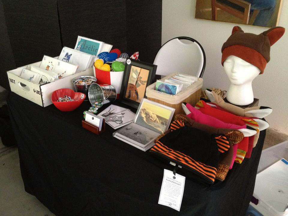 A Little Known Craft Show 2013