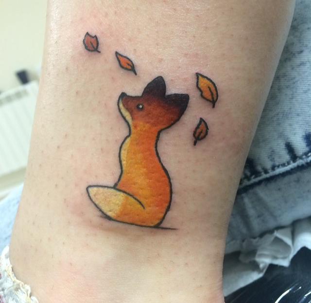 Tattoo Artist - @tattoofish - Violet's Fine Art and Custom Tattoo Studio - Wilsden, England