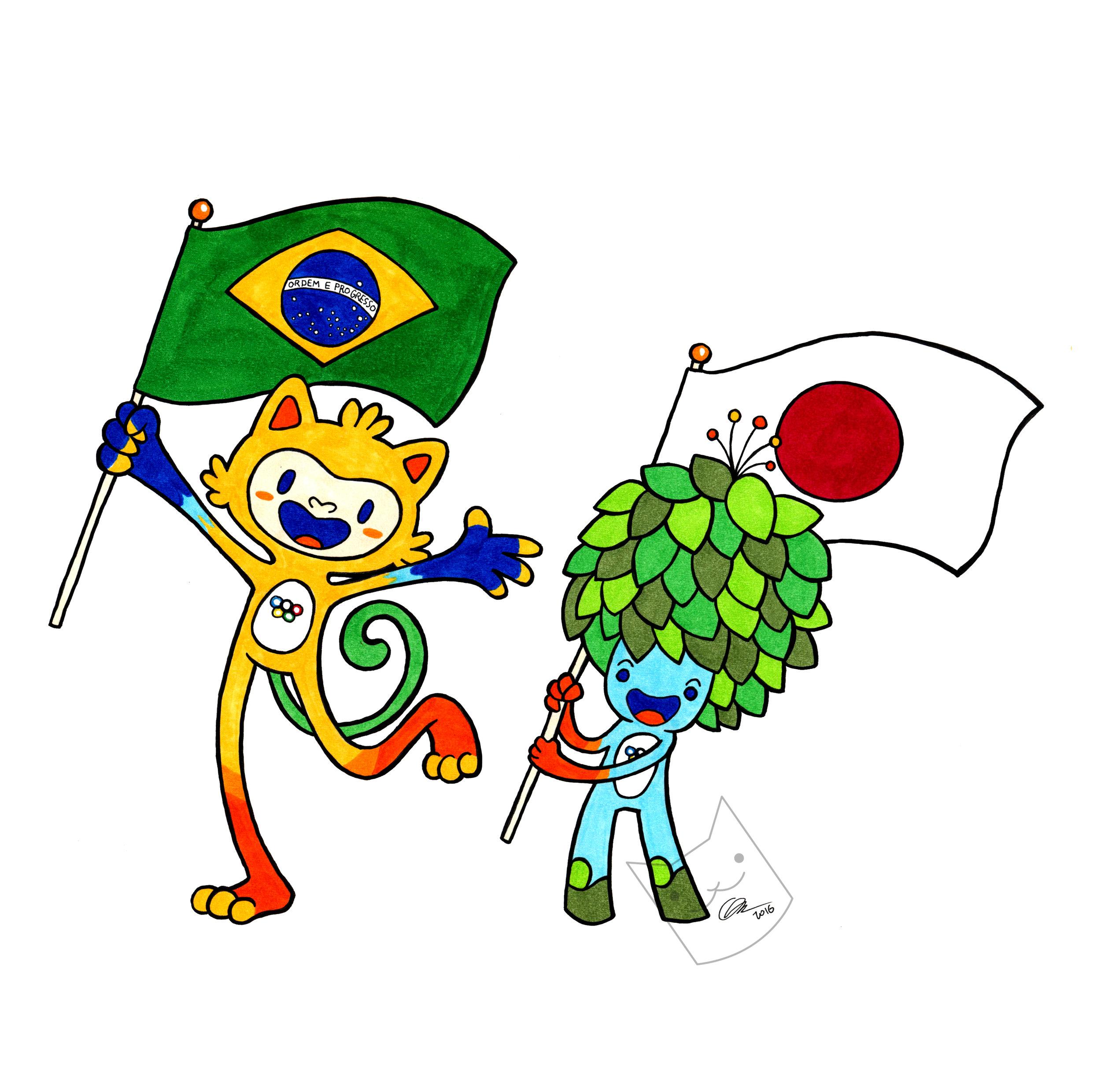 """""""Rio to Tokyo"""""""