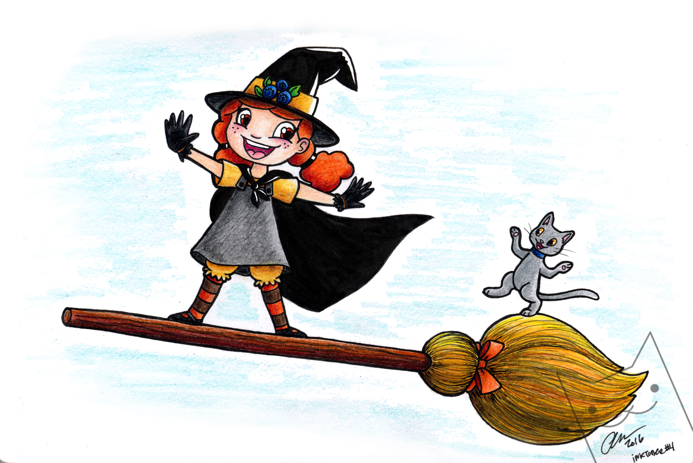 """""""Blueberry Witch"""""""
