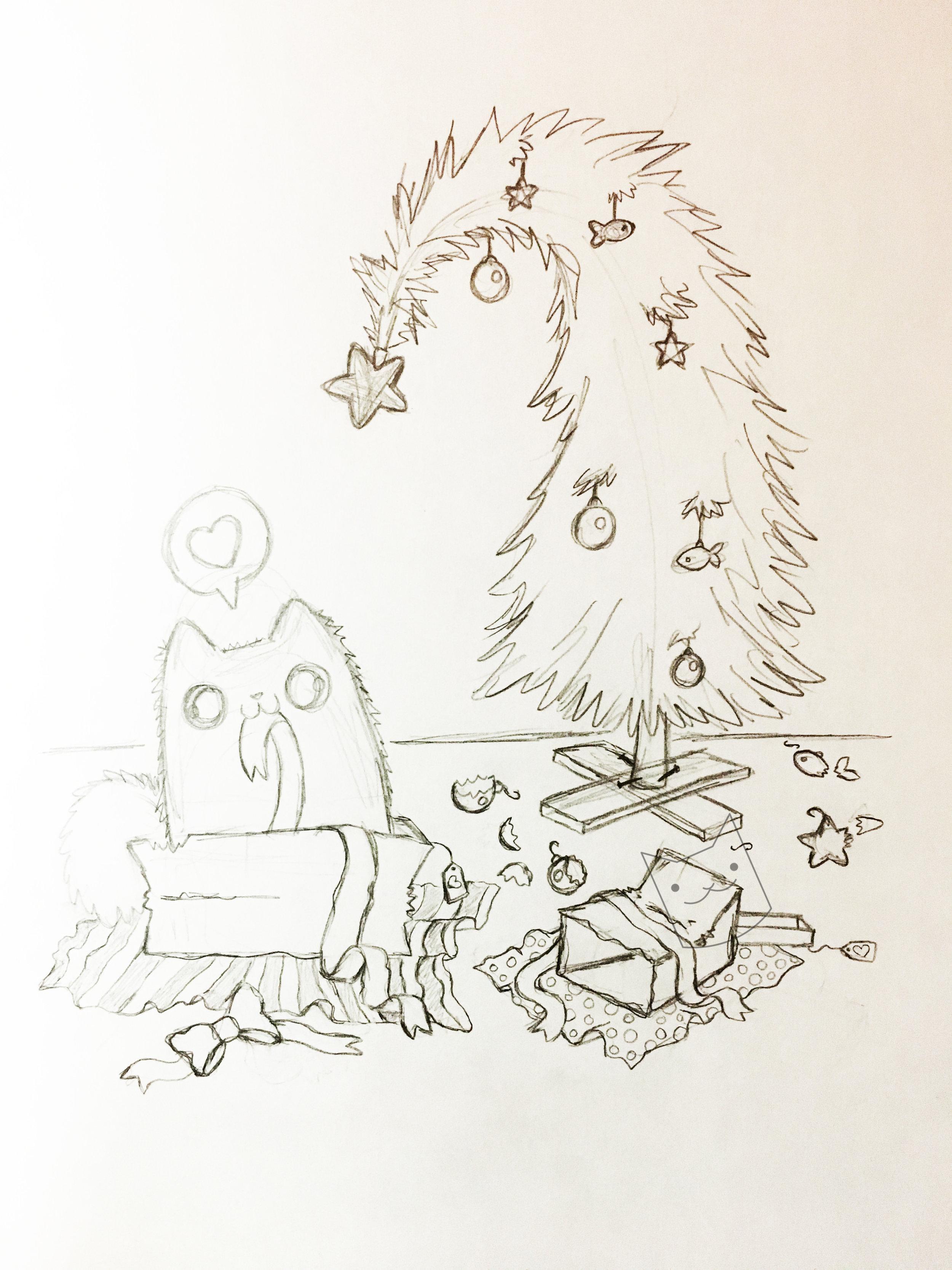 chaos kitty sketch.jpg