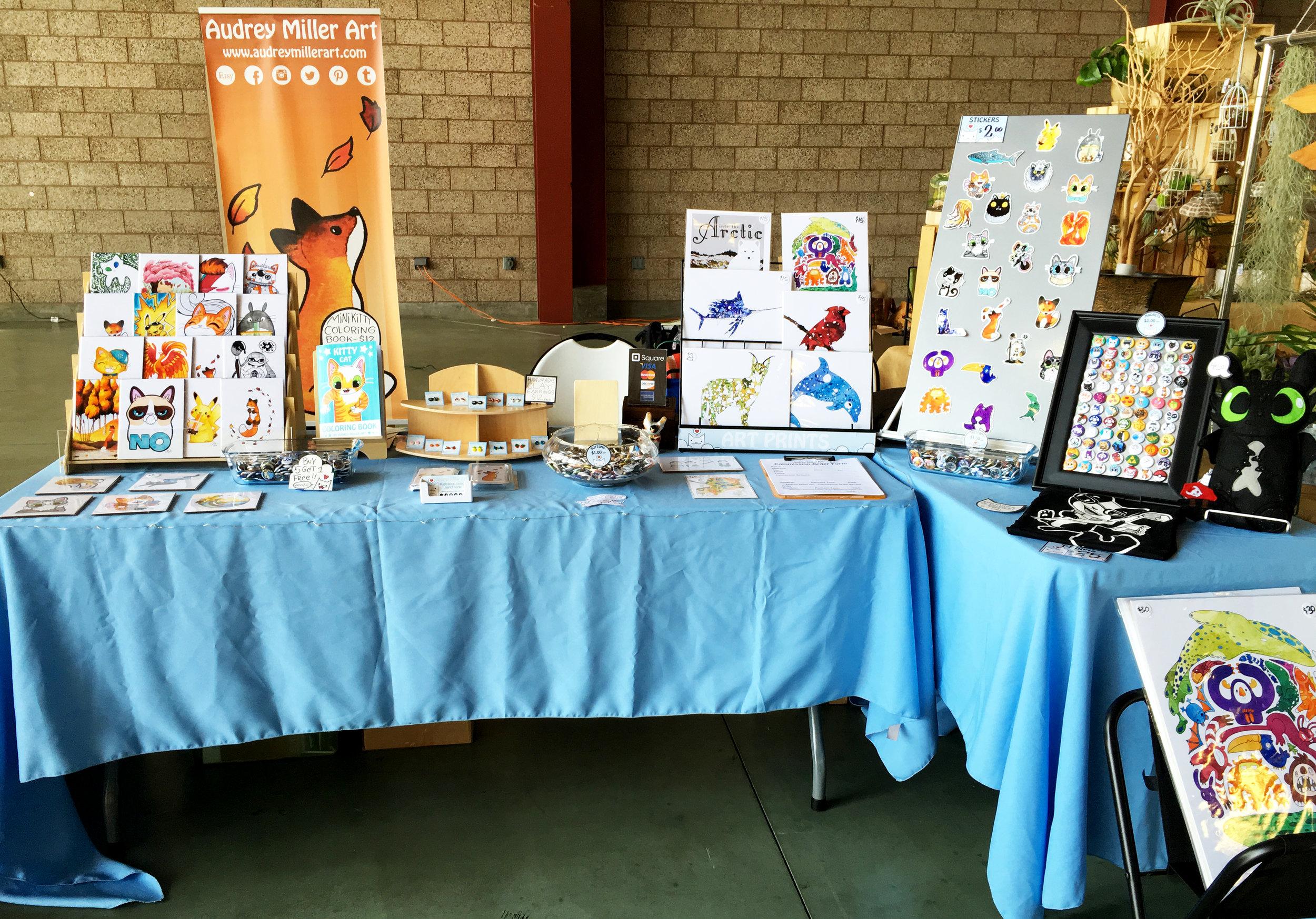 OC Night Market 2016 - OC Fairground - Costa Mesa, CA
