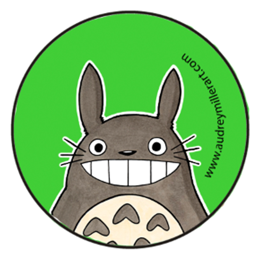 totoro smile green button.jpg