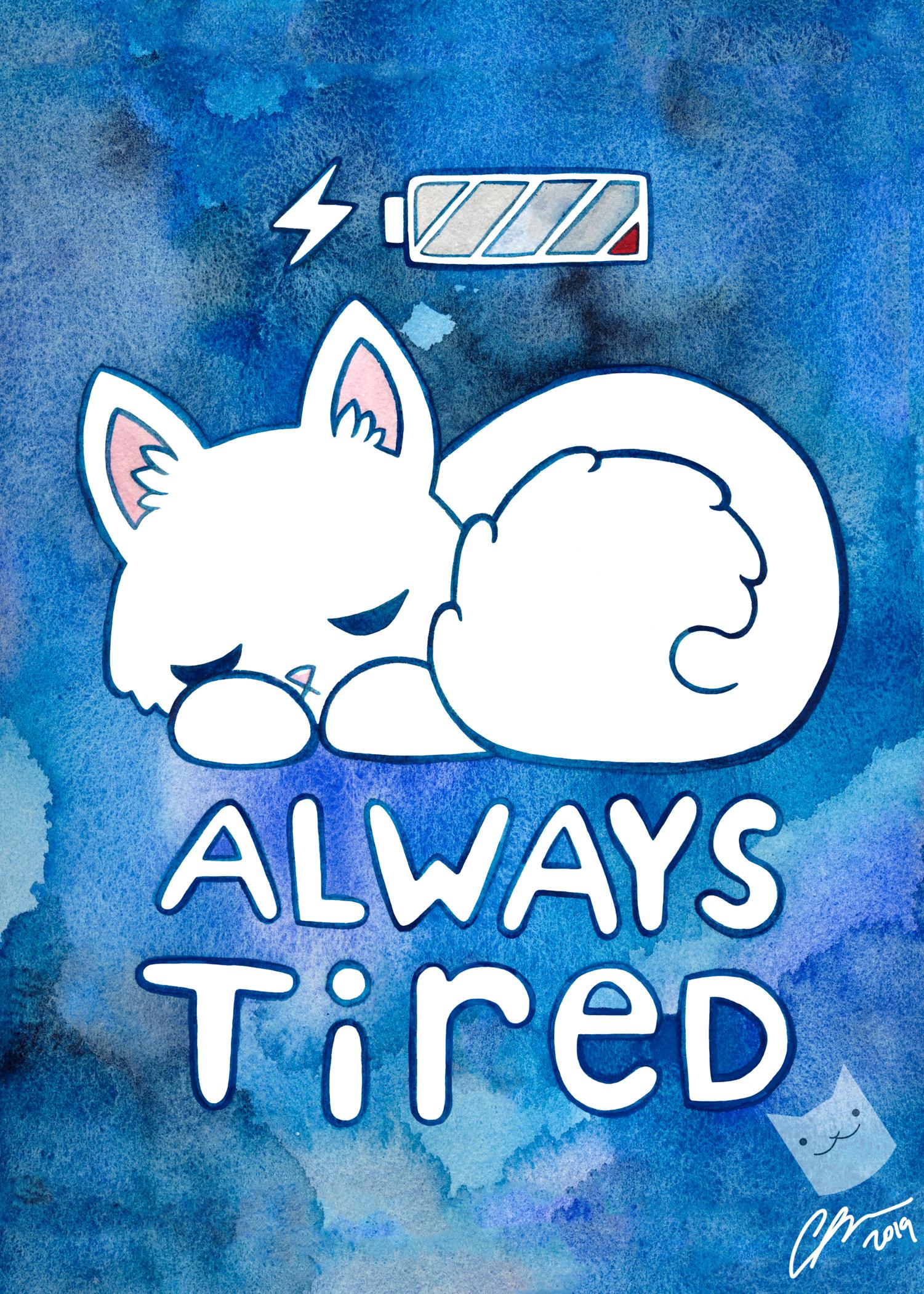always tired painted 5x7 watermark.jpg