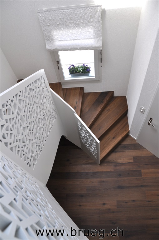 Stair Railing Bruag_MDF 30mm_Perforation 50100_Private Home Stansstaad_1.JPG