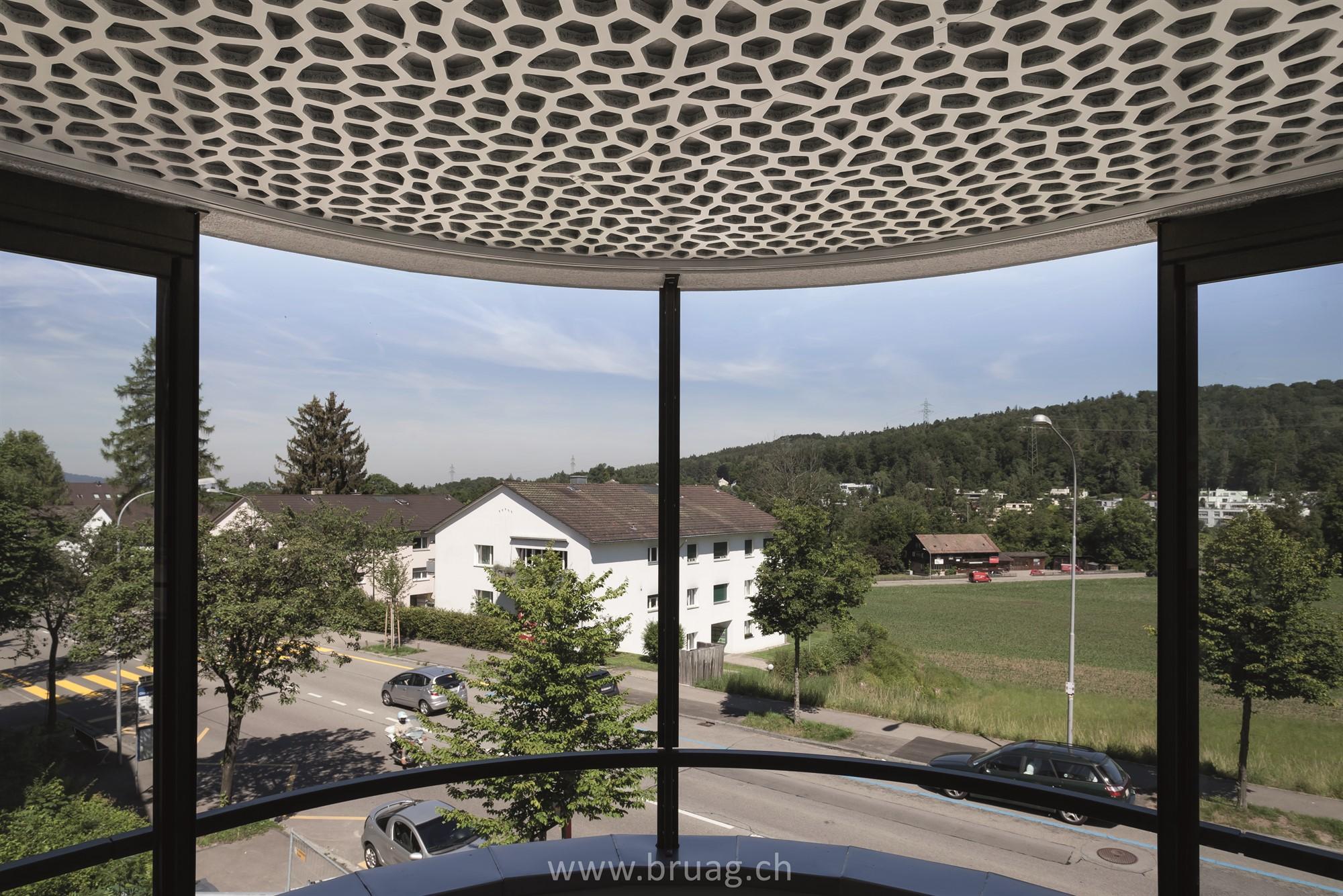 Balcony Acoustics Bruag_Formboard top pine 18mm_Perforation 50200_Project Oasis Zürich_a4D Architekte_Photo Credit David Halter_1.jpg